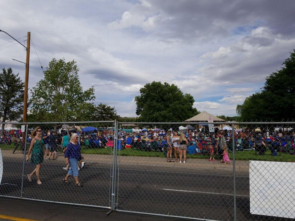 Community Built Park: 1305 N Grant St, Silver City, NM