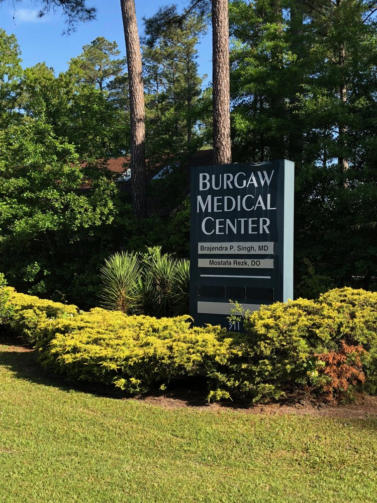 Hampstead Family Medicine & Burgaw Medical Center: 311 S Mcneil St, Burgaw, NC
