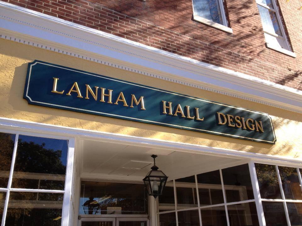Lanham Hall Design Antiques 4 N Washington St Easton