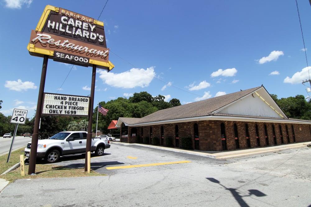 Barbecue Restaurants In Savannah Ga