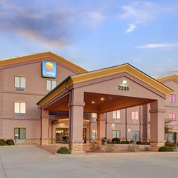 Photo Of Comfort Inn Suites Carthage Tx United States
