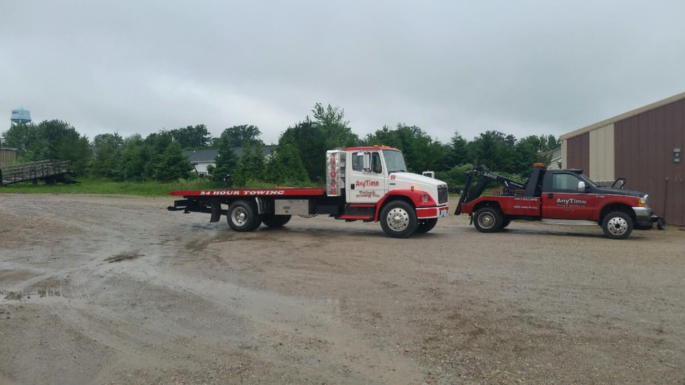 Anytime Towing and Recovery: 7247 Shaffer Dr, Downs, IL