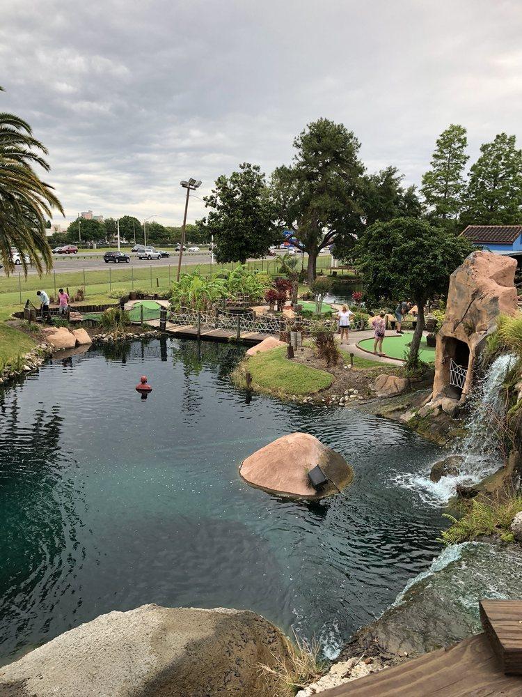 Pirate's Cove Adventure Golf: 12545 State Road 535, Lake Buena Vista, FL