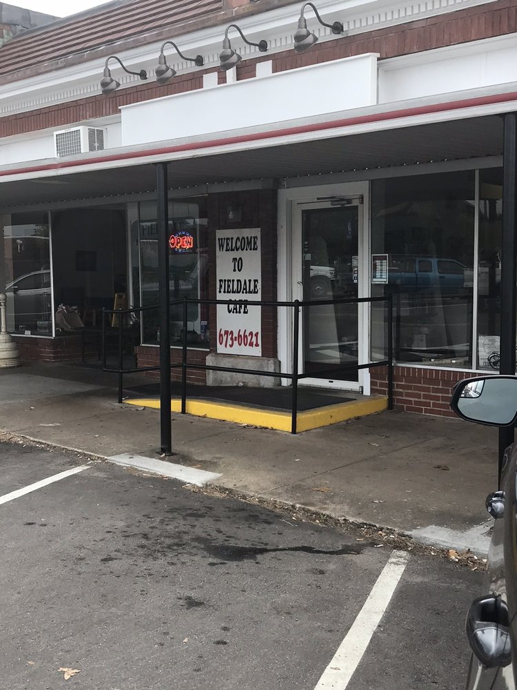 Fieldale Cafe: 63 Marshall Way, Fieldale, VA