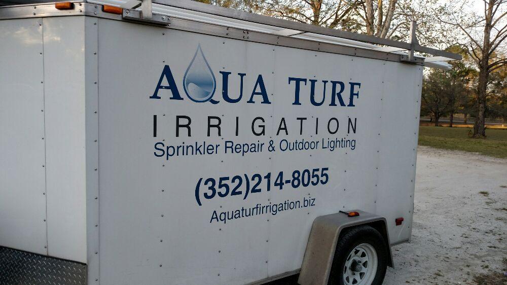 Photo of Aqua-Turf Irrigation: Alachua, FL
