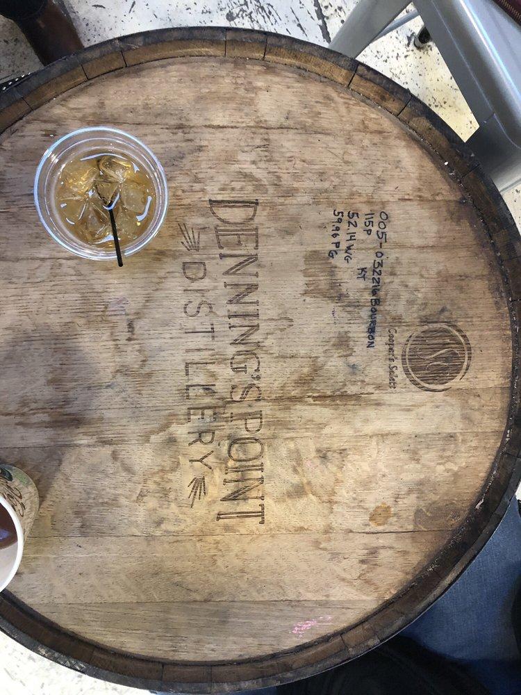 Denning's Point Distillery: 10 N Chestnut St, Beacon, NY