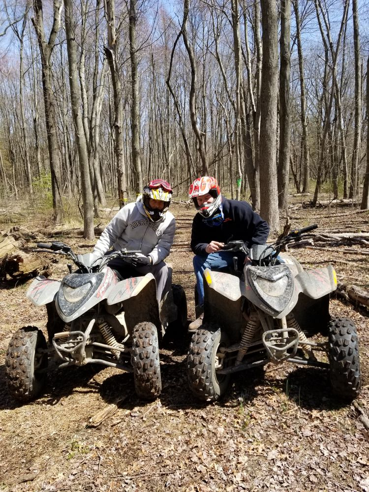 NJ ATV Rentals - Pension Road, Englishtown, New Jersey - Rated based on 53 Reviews