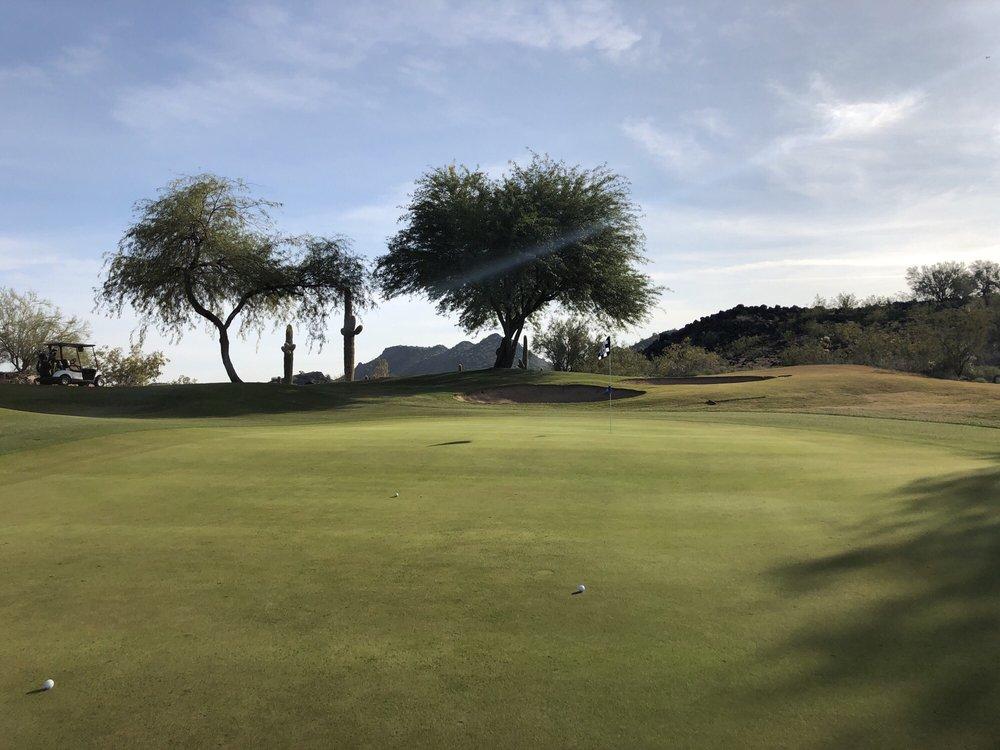 500 Club Golf Course
