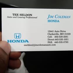 Jim Coleman Honda >> Jim Coleman Honda 17 Photos 131 Reviews Car Dealers