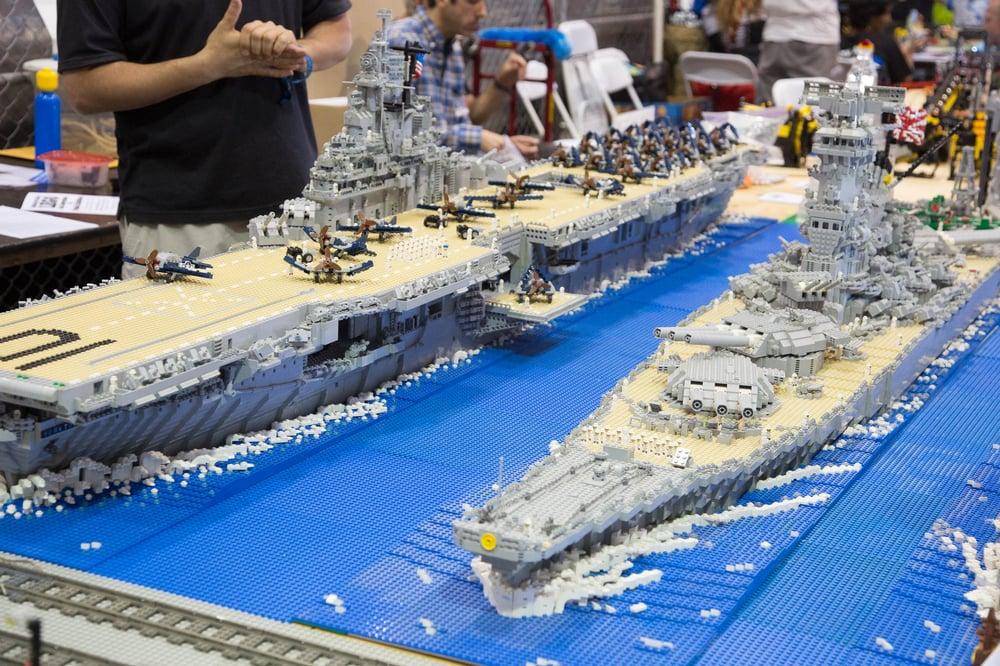 Lego Battleships Yelp