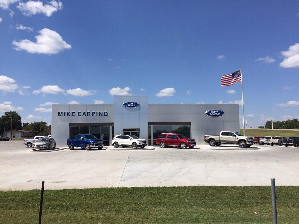 Mike Carpino Ford: 715 N East Ave, Columbus, KS