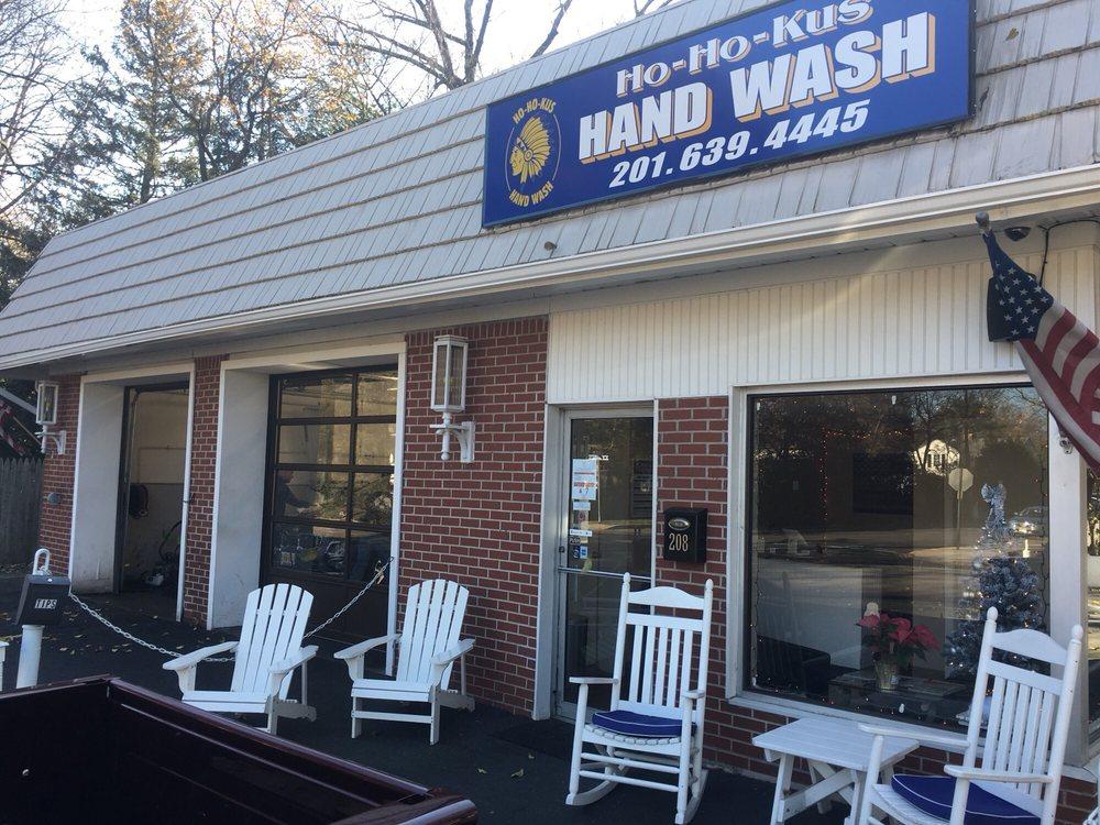 Ho-Ho-Kus Hand Wash: 208 E Franklin Tpke, Ho-Ho-Kus, NJ