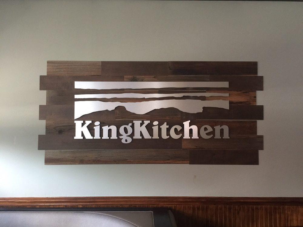 King Kitchen Family Restaurant King Nc