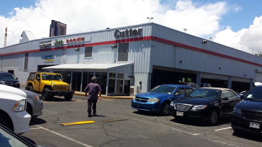 cutter chrysler jeep dodge 34 photos 150 reviews car dealers 777 ala moana blvd kaka. Black Bedroom Furniture Sets. Home Design Ideas