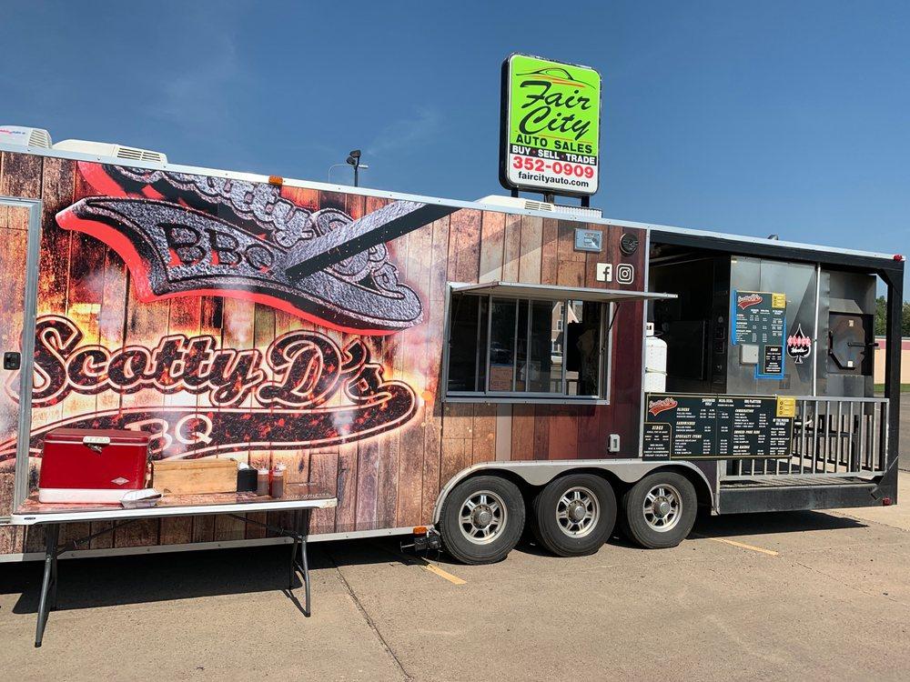 Scotty D's BBQ: Huron, SD