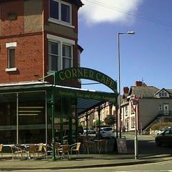 The Corner Cafe Rhos On Sea