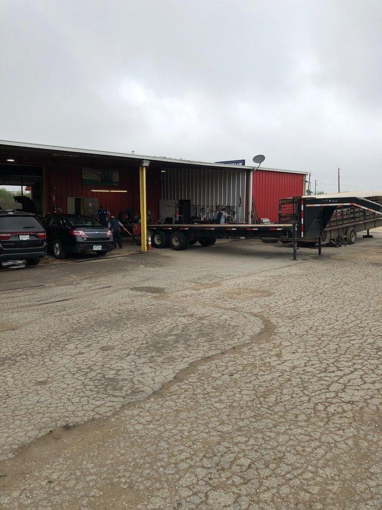 C S & S Tire Service: 2805 Highway 90 W, Hondo, TX