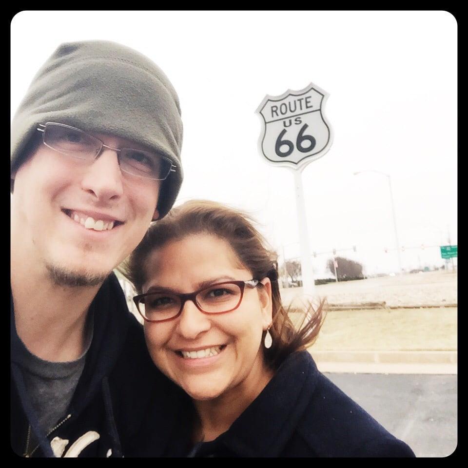 Oklahoma Route 66 Museum: 2229 W Gary Blvd, Clinton, OK