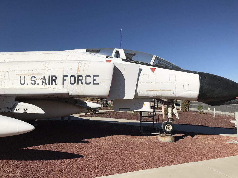 Vernon P Saxon Aerospace Museum: 26922 20 Mule Team Rd, Boron, CA