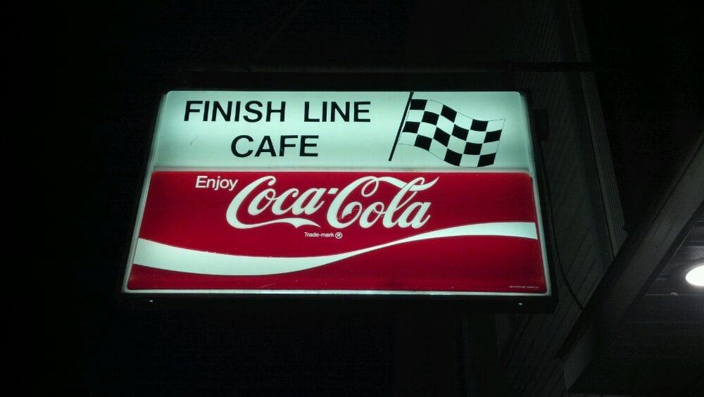 Finish Line Cafe: 2014 W 4th St, Williamsport, PA
