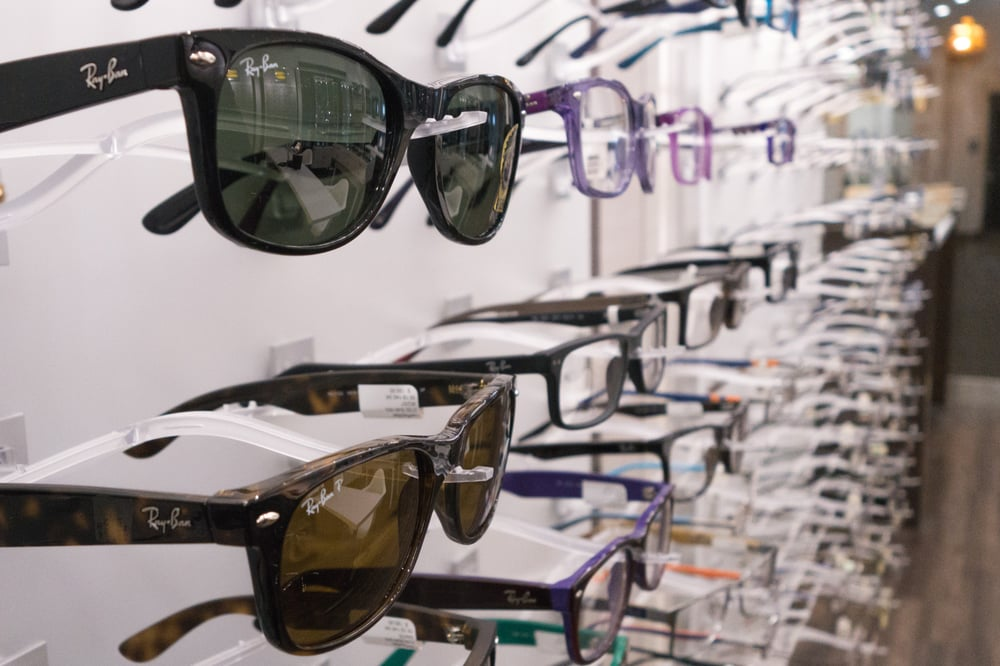 The Optical Shop at Greenwich Ophthalmoogy Associates features a ...