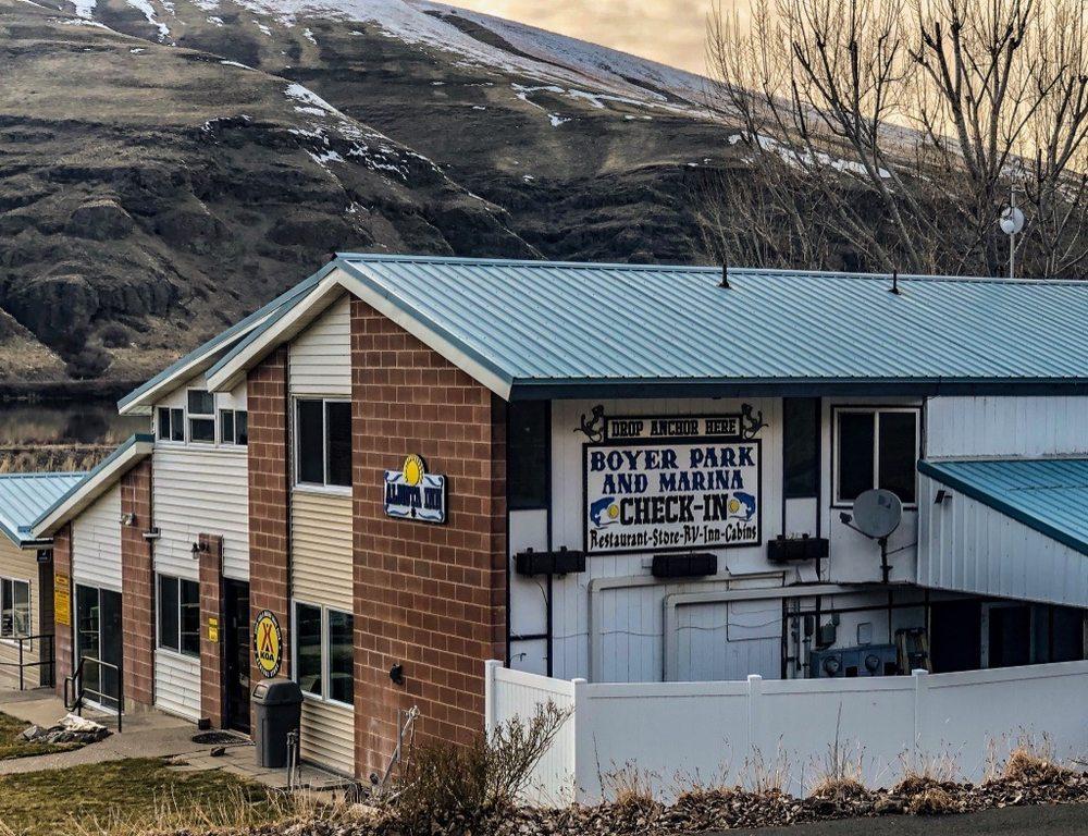 Almota Inn: 1753 Granite Rd, Colfax, WA