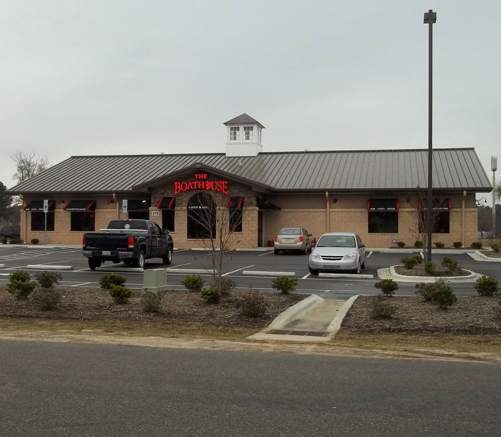 Restaurants In Smithfield Nc Area