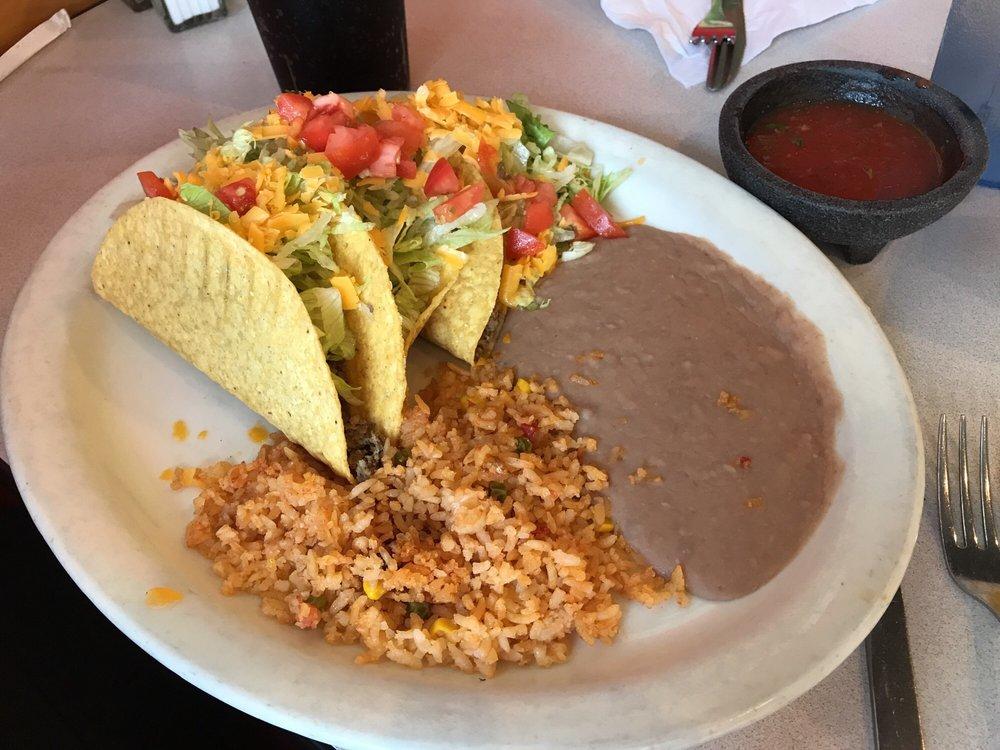 Camacho's Mexican Restaurant: 201 S Elm Ave, Eaton, CO