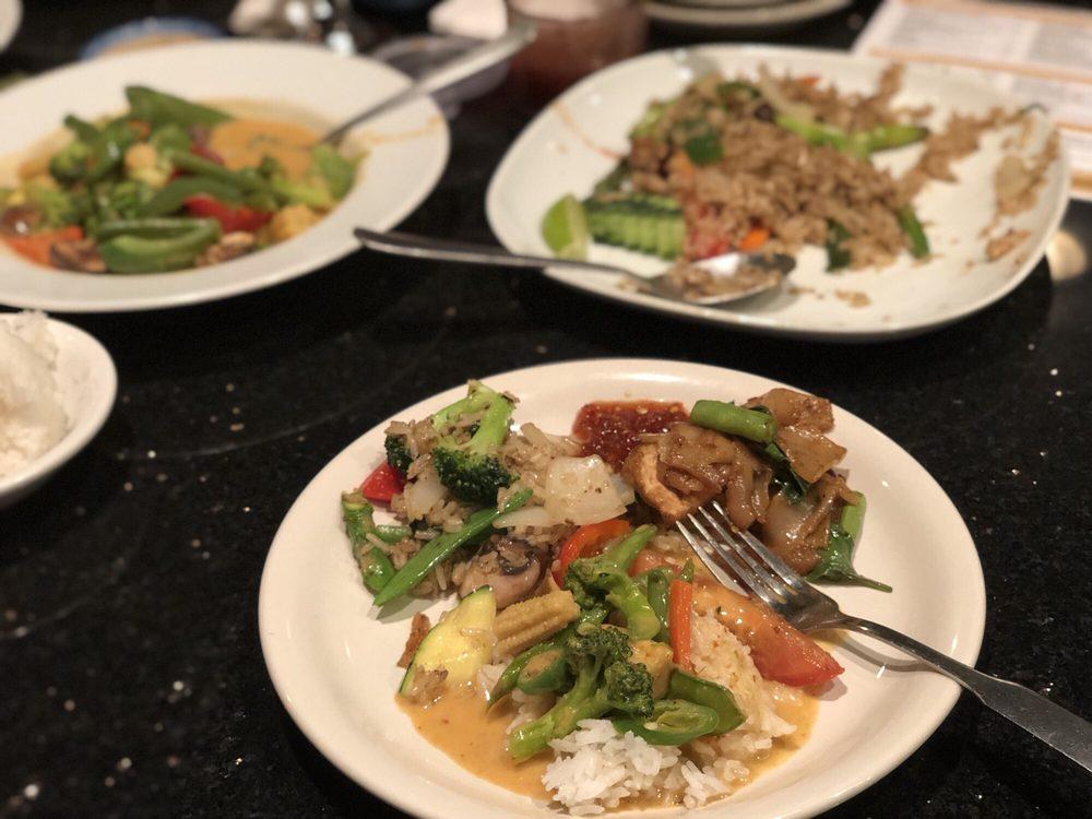 Food from Jaded Thai