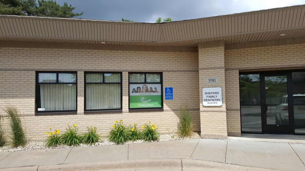 Shepard Family Dentistry: 3911 Coon Rapids Blvd NW, Coon Rapids, MN