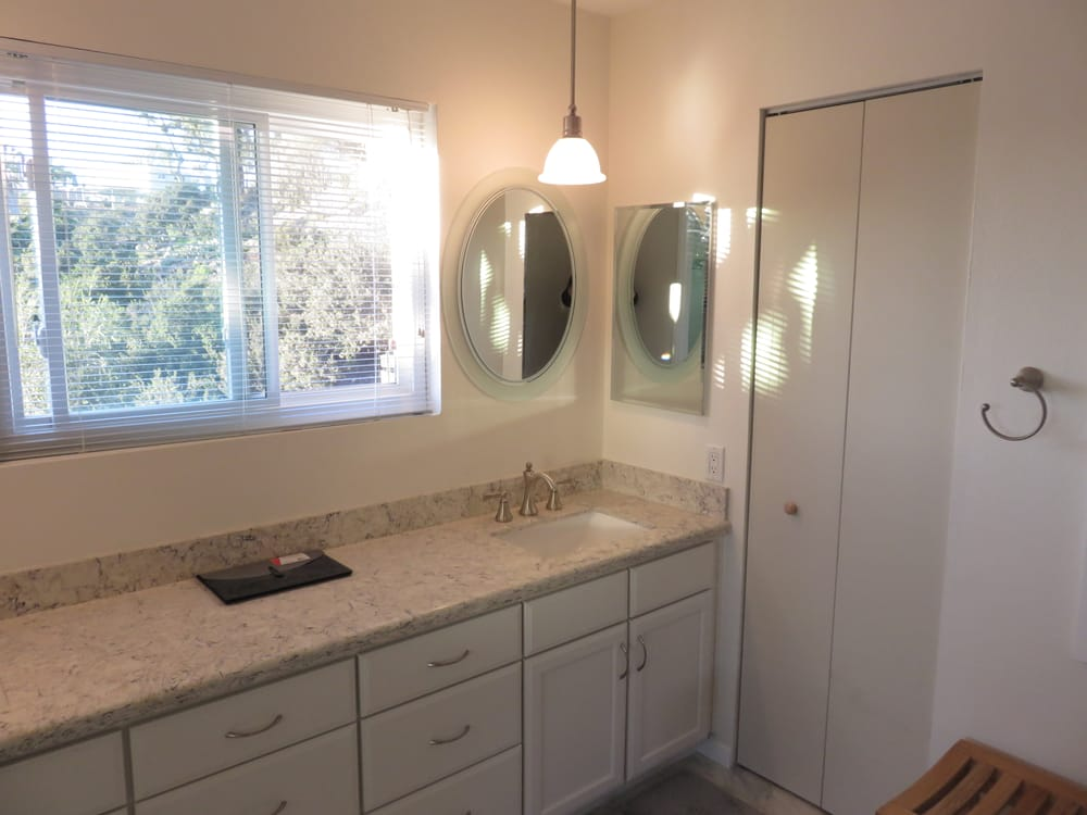 Bathroom Renovation Sequence Of Work : Our new vanity is fantastic thanks to remodel works yelp