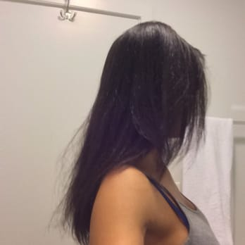 highlights hair breakage images