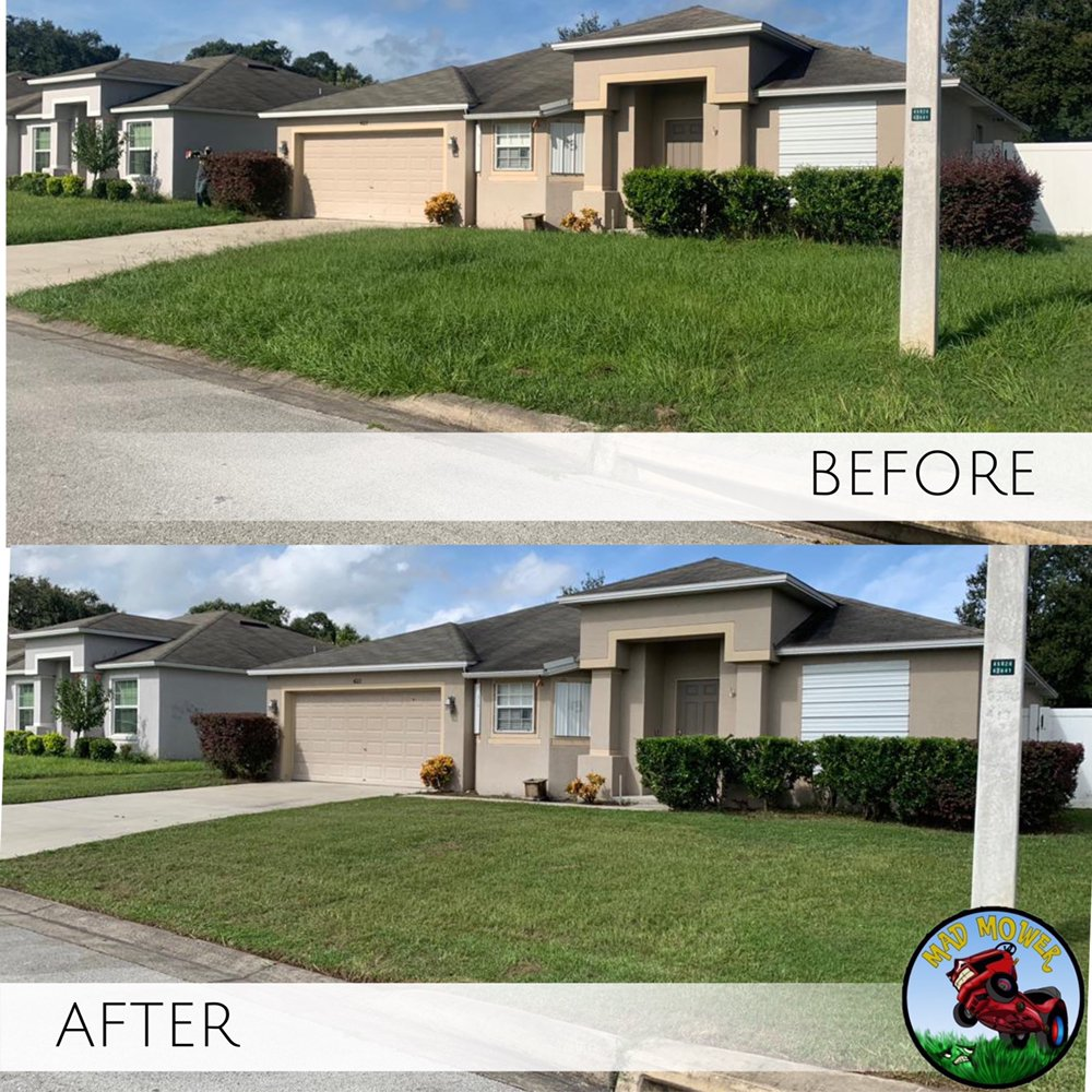 Mad Mower Lawn Care Services: 279 Eleuthera Dr, Lake Alfred, FL