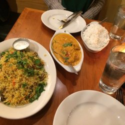 Photo Of Himalayan Restaurant Minneapolis Mn United States Coconut Curry And Lamb