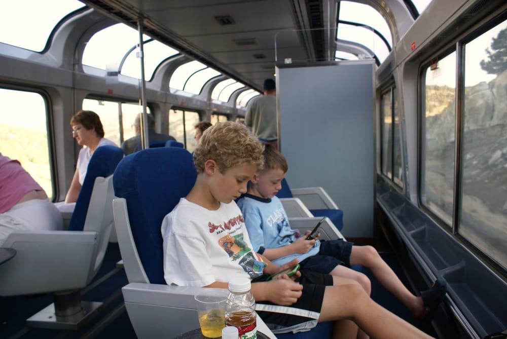 Amtrak California Zephyr