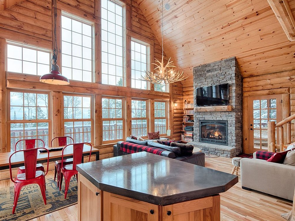 Golden Eagle Log Homes: 4421 Plover Rd, Wisconsin Rapids, WI