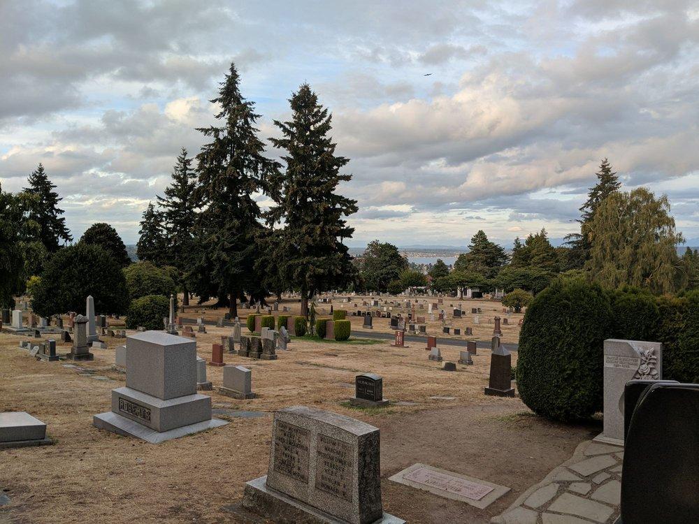 Lake View Cemetery Association