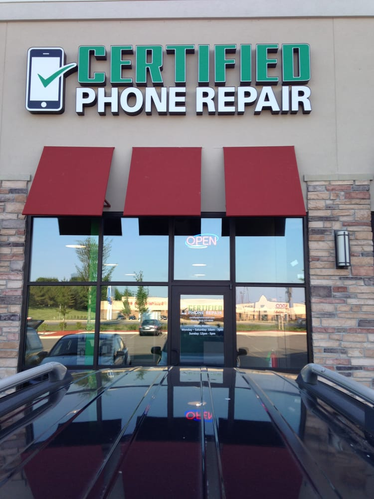 Certified Phone Repair: 575 S Perryville Rd, Rockford, IL