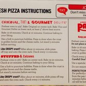 How to cook a papa murphy's pizza youtube.