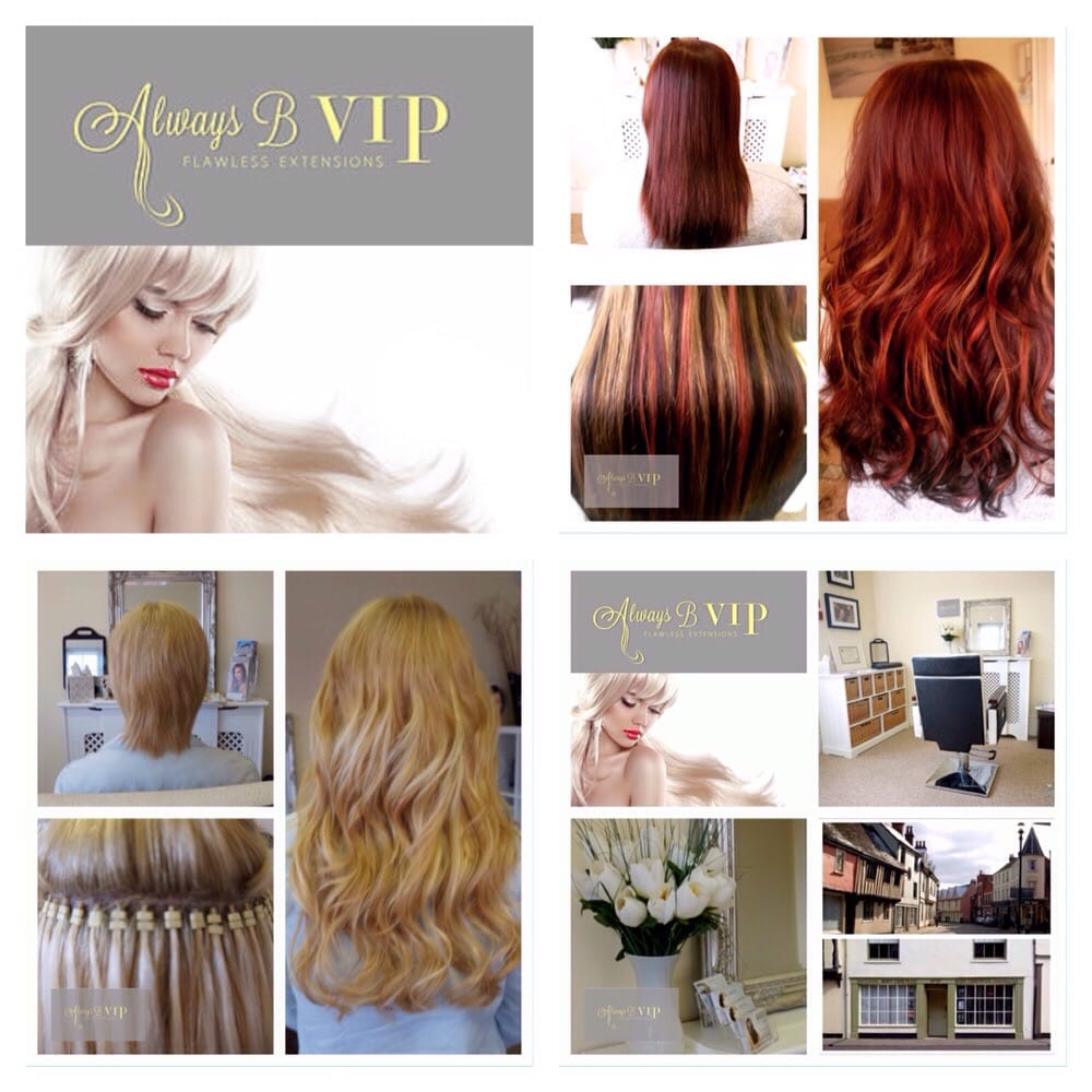 Always B Vip Hair Extensions 34 Photos Makeup Artists 17 Fore