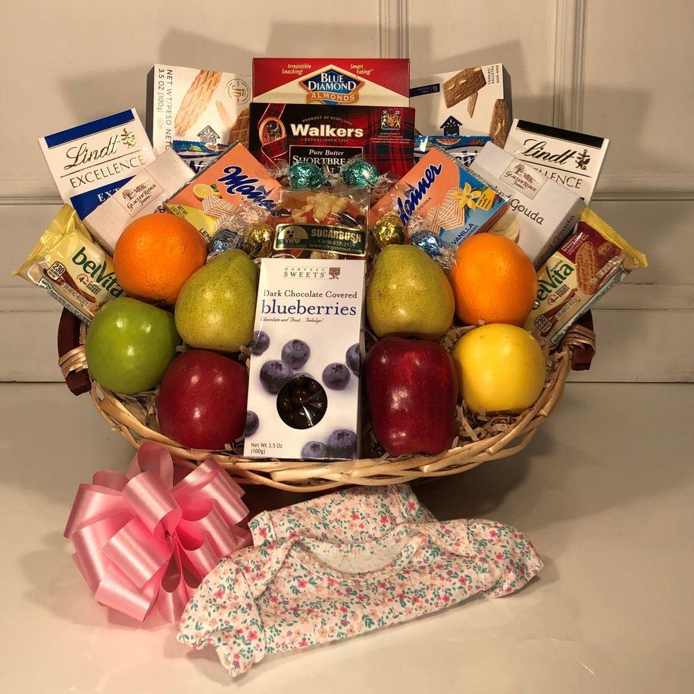 Sugarbush Gourmet Gift Baskets: 3037 Silver Dr, Columbus, OH