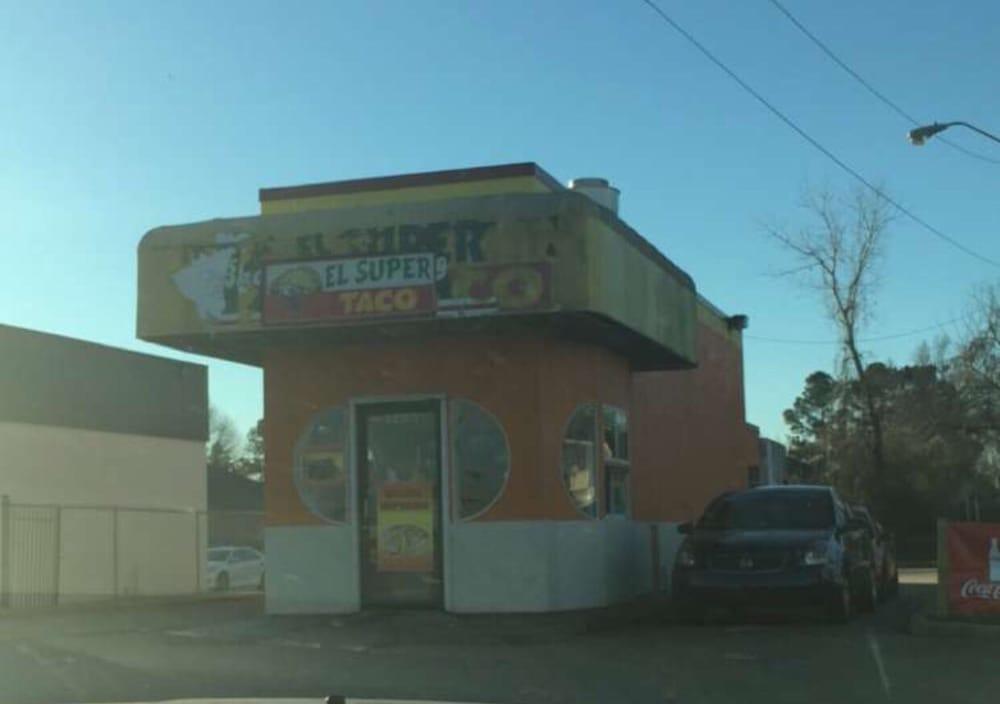 El Super Taco: 1406 Zero St, Fort Smith, AR