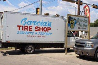 Garcia's Tire Shop: 2626 N 18th St, Waco, TX