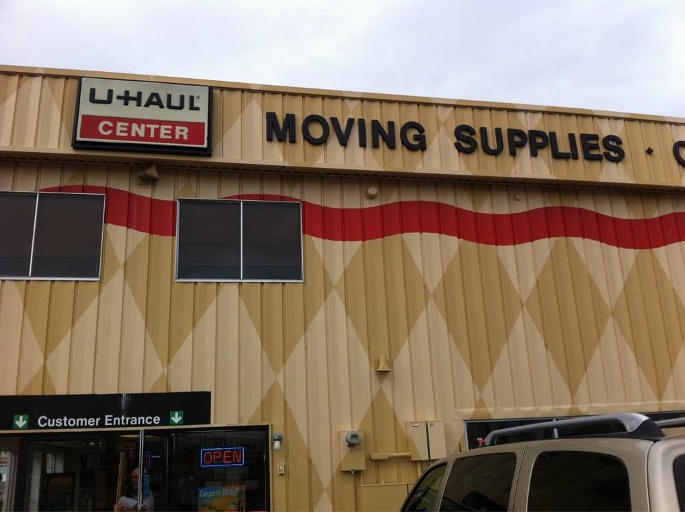 U-Haul Moving & Storage of Rogue Valley   2410 N Pacific Hwy, Medford, OR, 97501   +1 (541) 779-3321