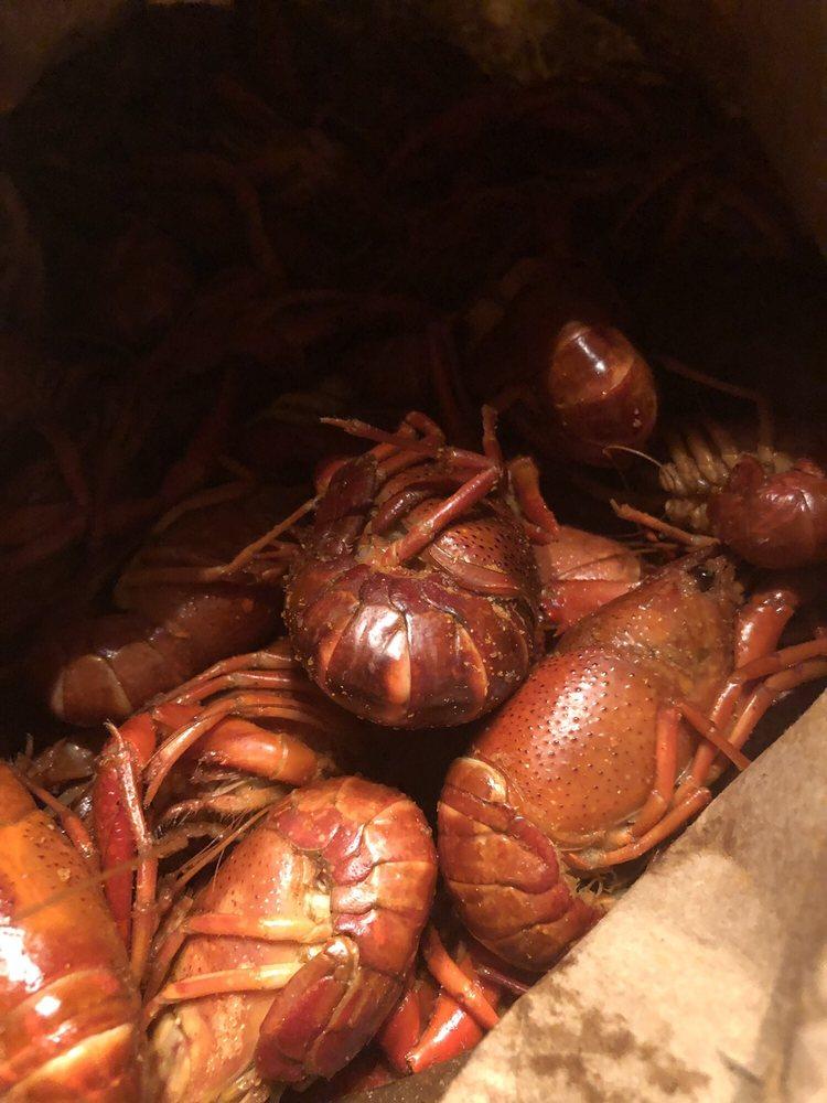 A&B Seafood: 5990 W Main St, Houma, LA