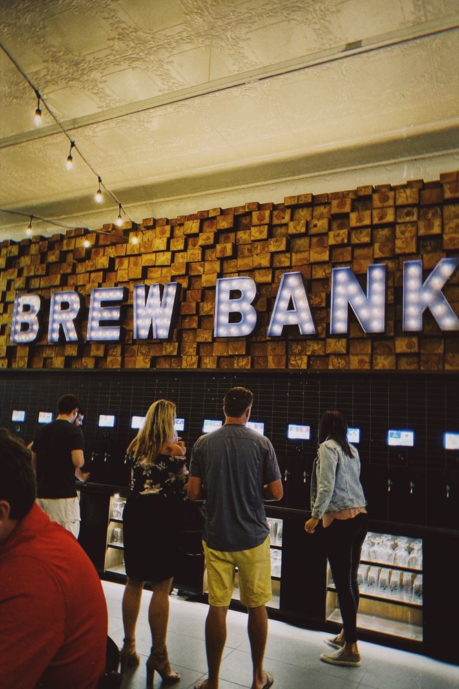 Brew Bank: 822 S Kansas Ave, Topeka, KS