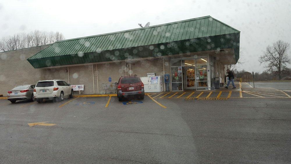 Fivestar Foodmart # 3300: 620 W Fairview Ave, Eddyville, KY