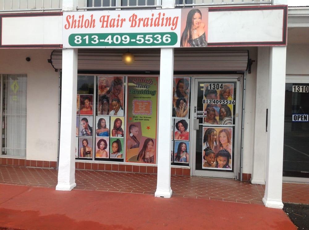 Shiloh African Hair Braiding Hair Stylists 1304 E