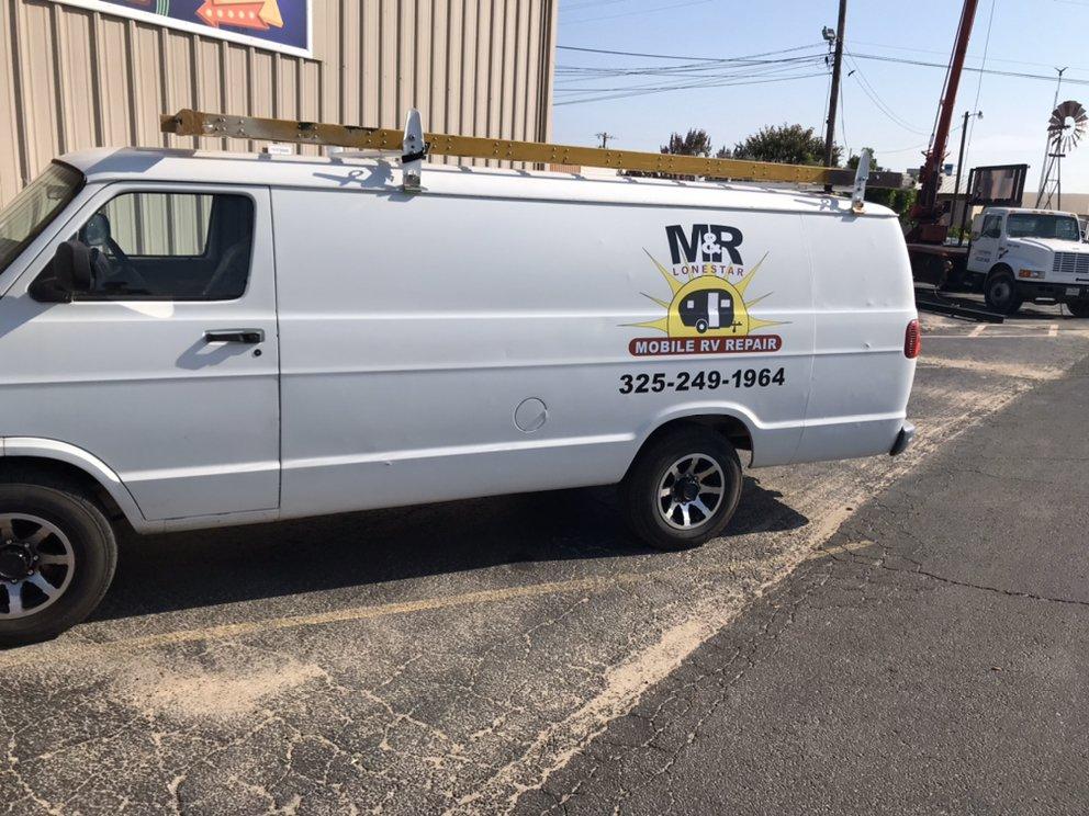 M & R Lone Star Mobile RV Repair: Robert Lee, TX
