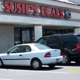 Susie's deals phoenix az